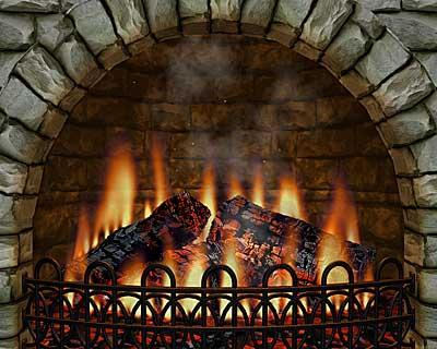 Windows Screensaver Free 3d Fireplace Screensavers Download