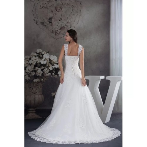 Medium Crop Of Aline Wedding Dress