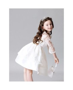 Small Of White Flower Girl Dresses
