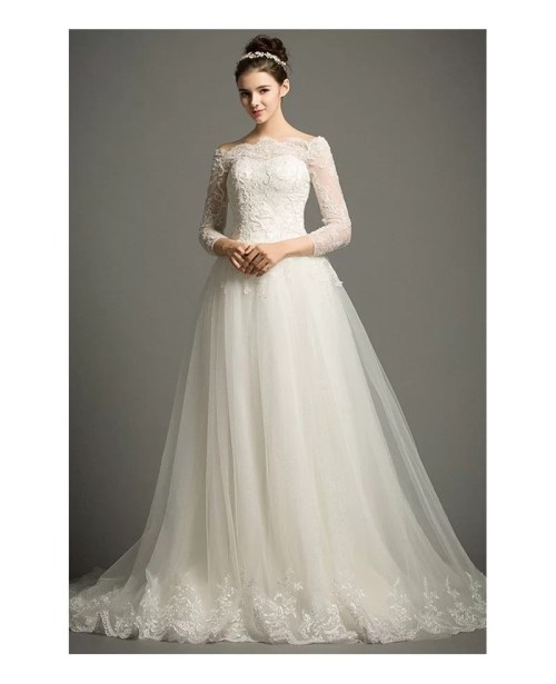 Medium Of Classic Wedding Dresses
