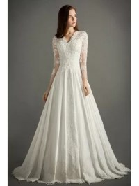 Wedding Dresses For Older Brides With Sleeves - Cheap ...