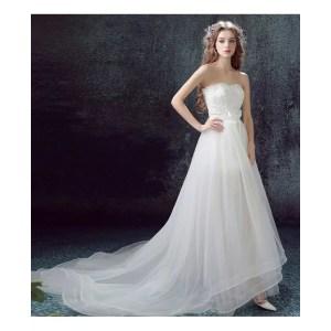 Corner Low Heart Tulle Wedding Dress Train Low Wedding Dresses Nyc Low Wedding Dresses Atlanta Lace 2017 Flowy Tulle Low Wedding Dresses