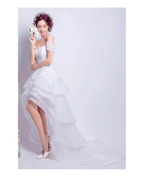 Medium Of Off The Shoulder Wedding Dress