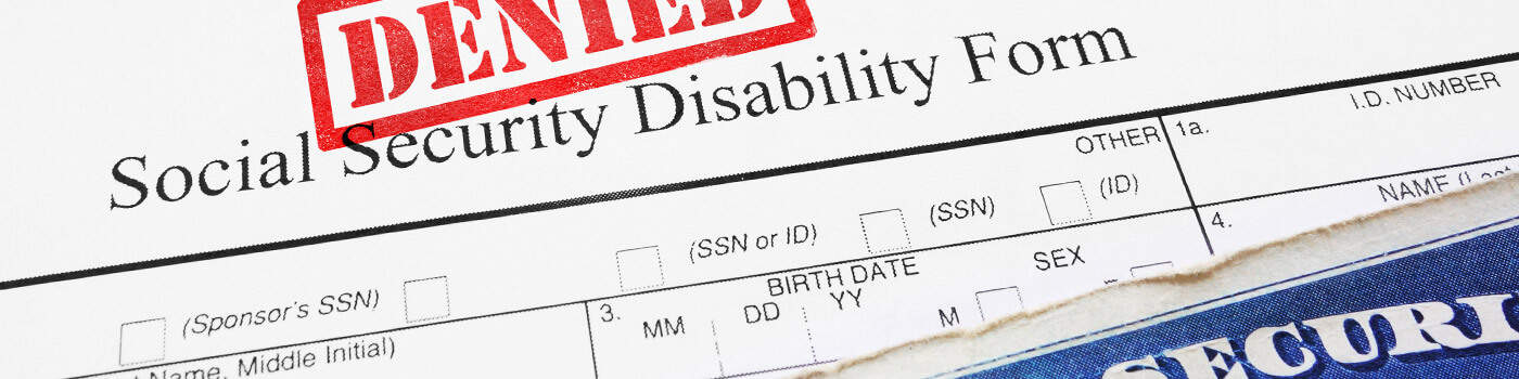 Social Security Disability Lawyers Providence, RI - social security disability form