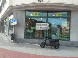Bio Shop Pimpernel Gent