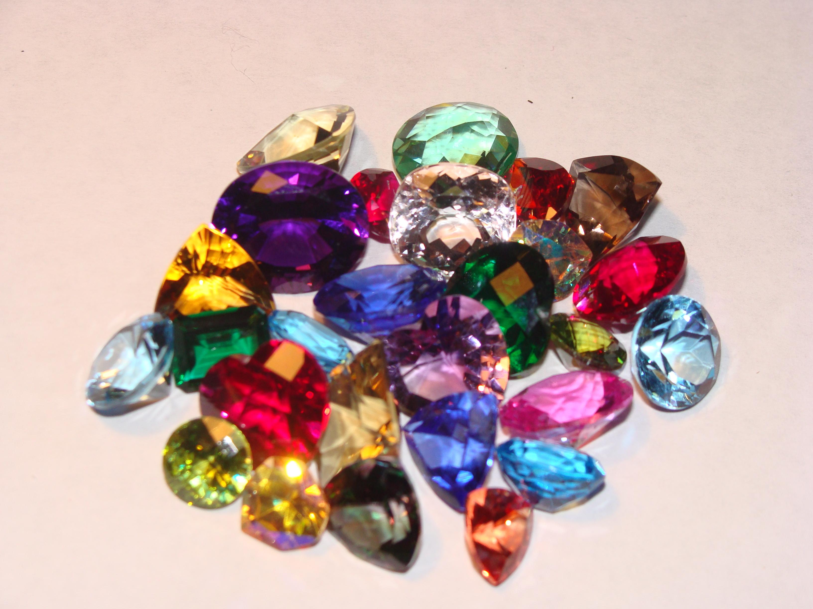 All Natural Gemstones Loose Faceted Gemstones