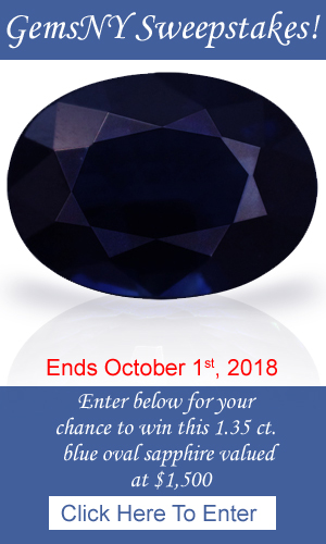 Sapphire, Ruby  Emerald Engagement  Wedding Rings