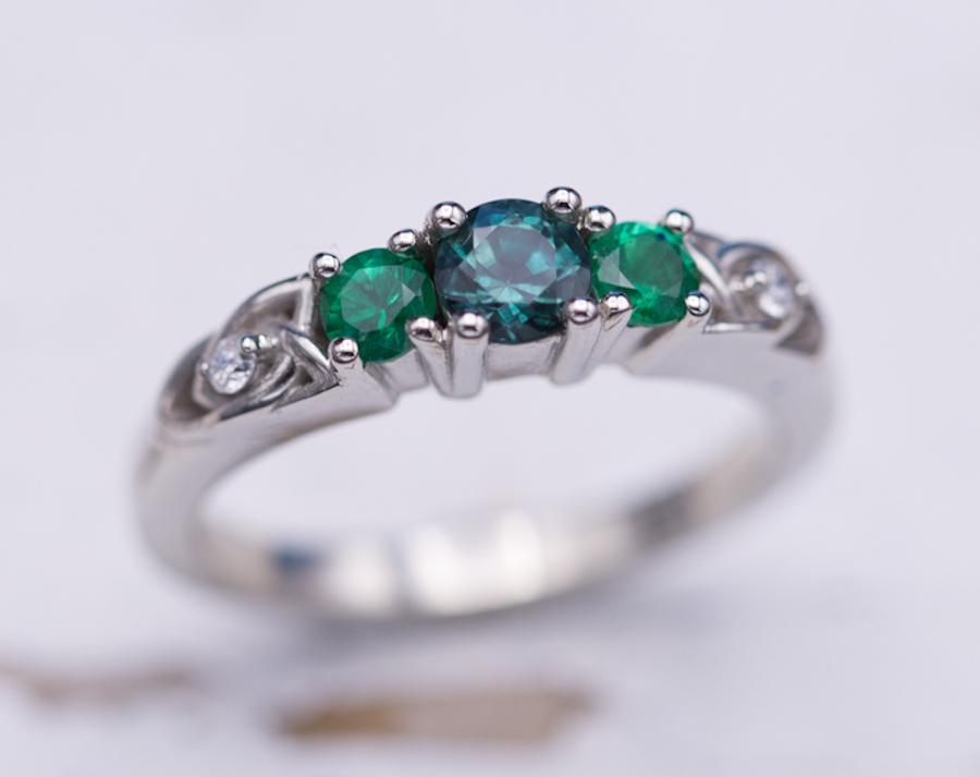 Alexandrite Value, Price, and Jewelry Information - International
