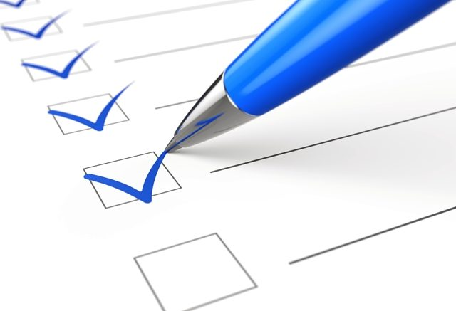 FREE WEBINAR Did I Get Everything? Creating a Checklist for