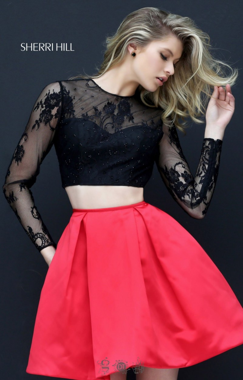 Large Of 2 Piece Homecoming Dresses