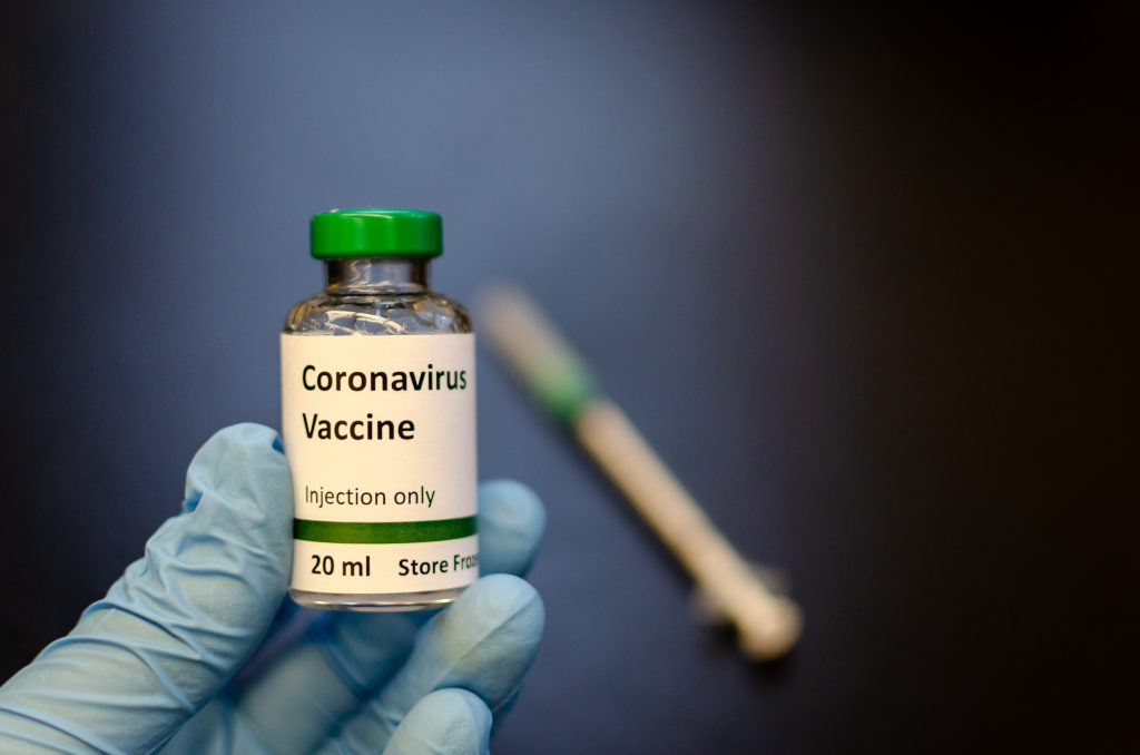covid 19 vaccine latest update