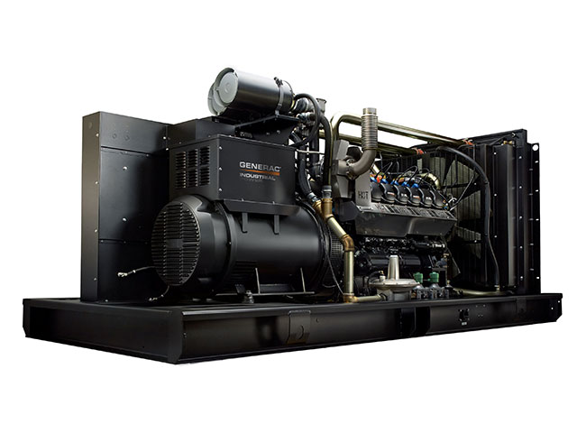 Generac Industrial Power - 350 kW Gaseous Generator Generac