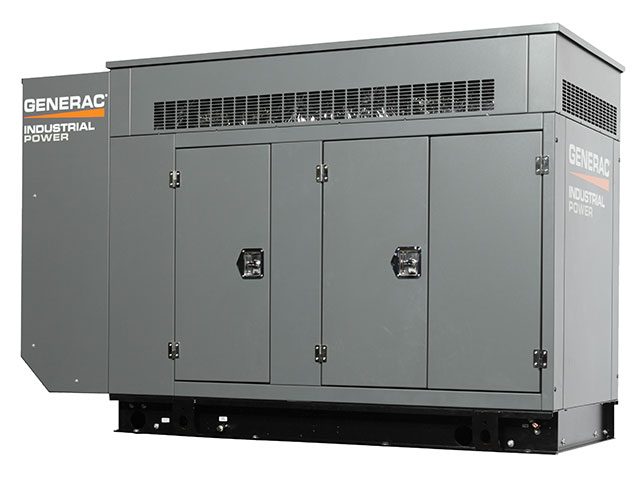 Generac Industrial Power - 50 kW 54L Gaseous Generator Generac