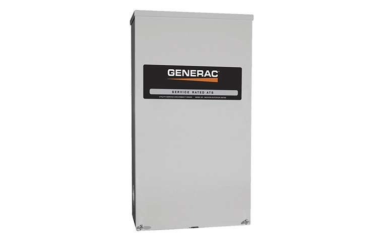 Generac Power Systems - Automatic Transfer Switch Kits for Home