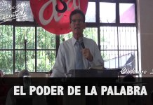 El poder de la palabra | Clodomiro Lobo