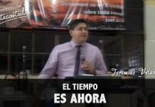 El tiempo es ahora - Jeremias Velasquez