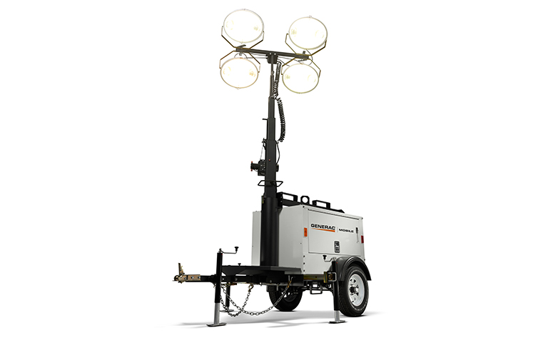Generac Mobile Products - MLT3060 Mobile Light Tower