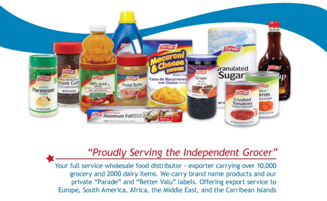 General Trading Company Wholesale Food Distributor
