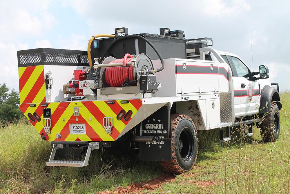 Custom Fire Apparatus General Truck Body