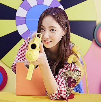Real Girl Wallpaper Yeonwoo Generasia