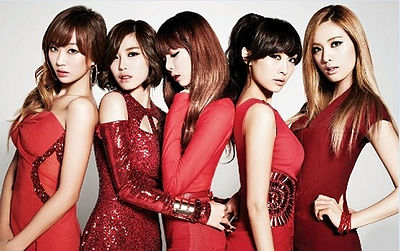 New Girl Wallpaper Dazzling Red Generasia