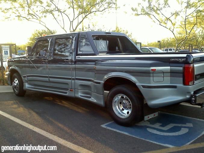 Ford F 350 Bronco Centurion.html | Autos Weblog