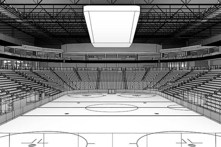 Ice Hockey Arena Feasibility Study - Generator Studio
