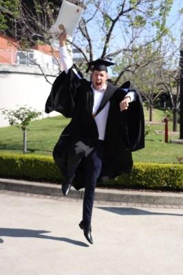 james-graduation