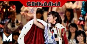Sashihara Rino é vencedora do 8º Senbatsu Sousenkyo do AKB48!