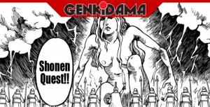 Shonen Quest - Shingeki no Kyojin 86, Boku no Hero Academia 111