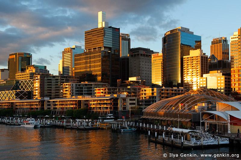 Cool Black Wallpaper Sydney City At Sunset Print Photos Fine Art Landscape
