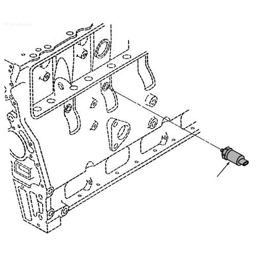 cummins oil switch wiring diagram