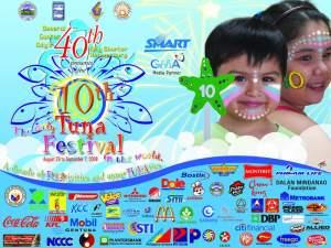Tuna Fest 2008 poster