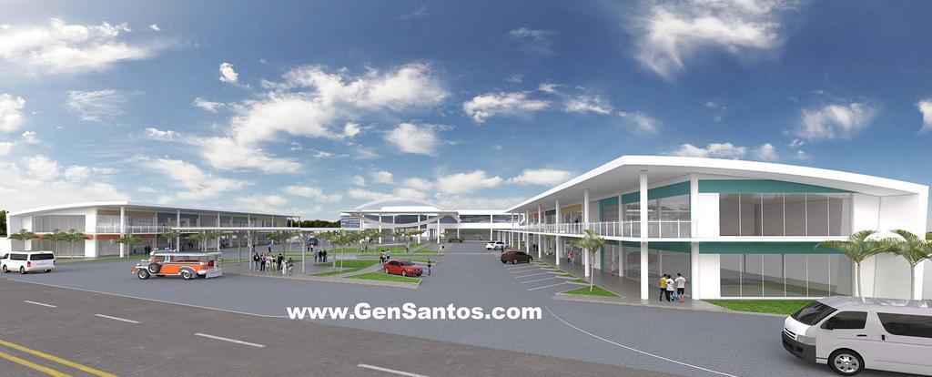 RD City Mall Gen. Santos breaks ground