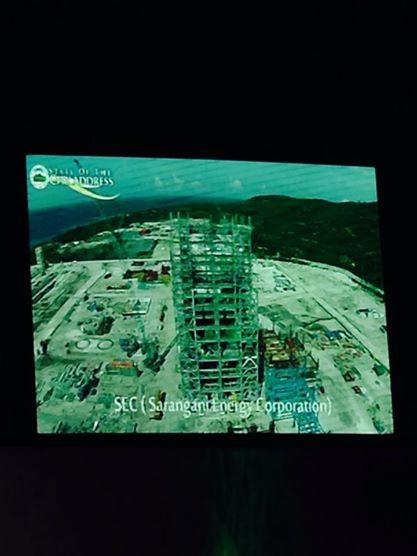 sarangani power plant
