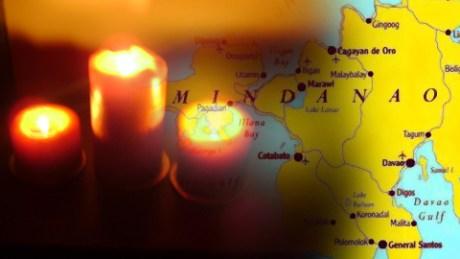 Mindanao Brownout