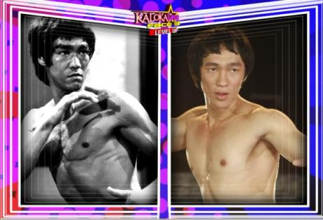 BRUCE LEE KALOKALIKE, IT'S SHOWTIME, ABS-CBN