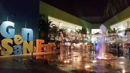SM City gensan Fountain Court