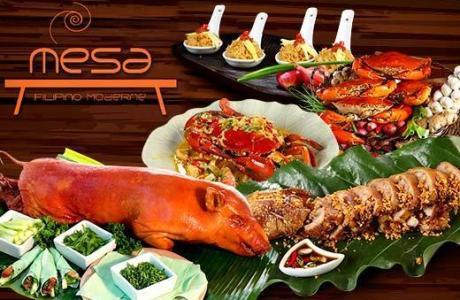 Mesa Filipino Moderne Restaurant opens at SM City Gen. Santos