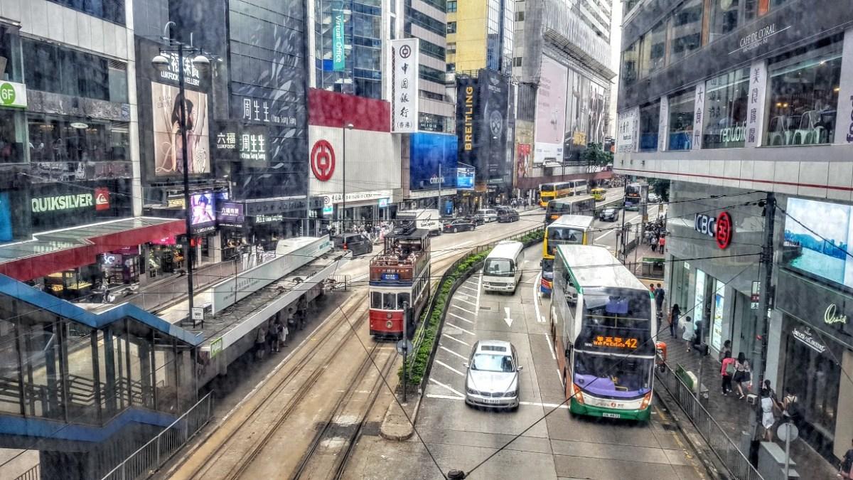 Hong Kong's mini hotel Causeway Bay: Stylish yet inexpensive