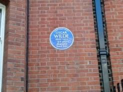 La casa di Oscar Wilde al numero 34 di Tite Street
