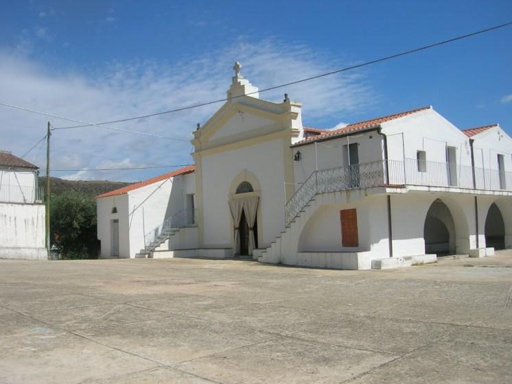 chiesa annunziata sannossata sardegna