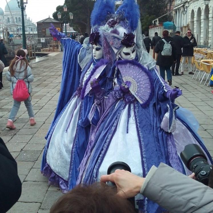 maschere dal carnevale di venezia 2015