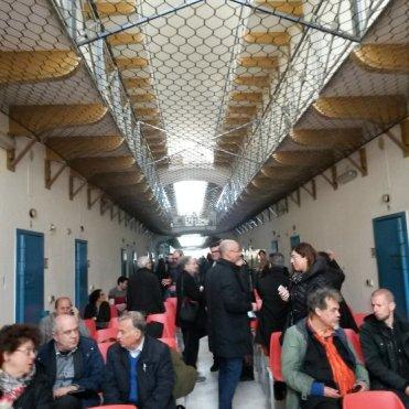 interno ex carcere buoncammino cagliari conferenza stampa time in jazz