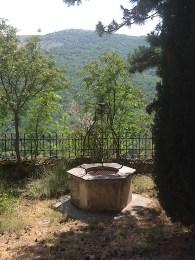 Giardino abbazia Bominaco