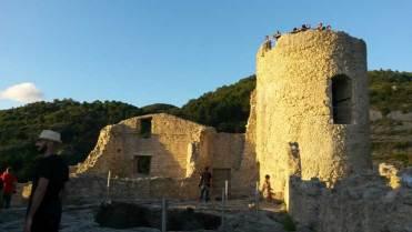 interno castello pietramala cleto festival calabria
