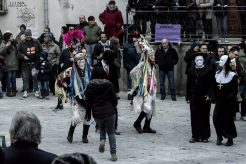 maschere tradizionali calabria