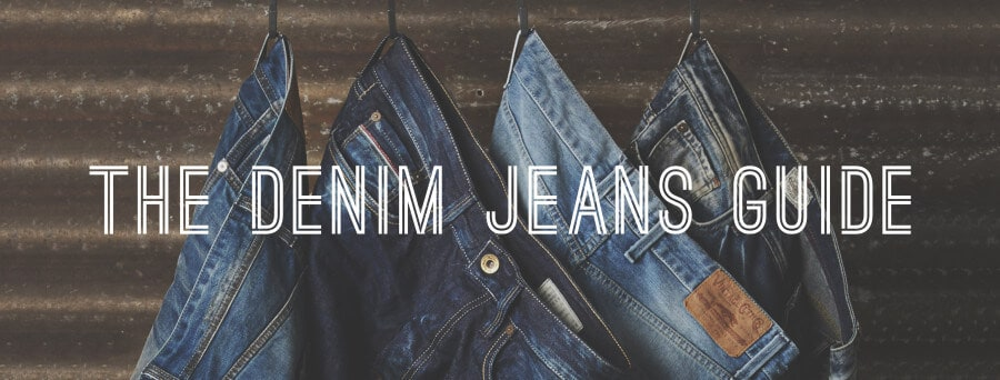 Gentleman\u0027s Gazette The Denim Jeans Guide