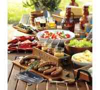 How to Host a Backyard Party & BBQ  Gentleman's Gazette