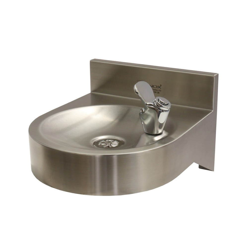 Gentworks Drinking Fountains: Wall Mounted Drinking Fountain
